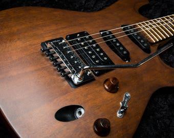 Custom Built Electric Guitar
