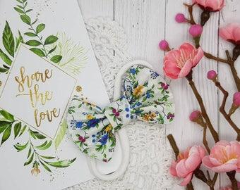 Liberty of London - Cotton - White Floral