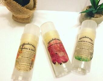 Deodorant -Organic Deodorant - All Natural Deodorant - Best Deodorant