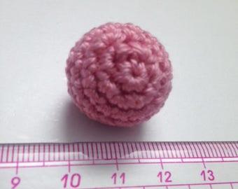 Pink Pearl 2 CM hook