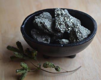 Pyrite Nugget - Protective Stone