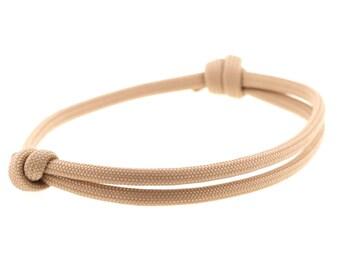 KOMIMAR surfer bracelet cream