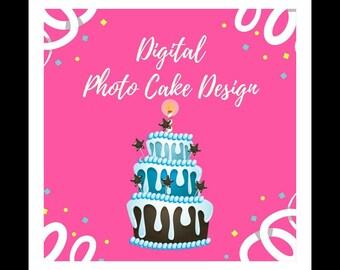 Custom Digital, EDIBLE CAKE IMAGES, Edible Images, Custom Cake, Cake Decor, Cake Decor Edible, Cake Decorations, Cake Decorating Supplies
