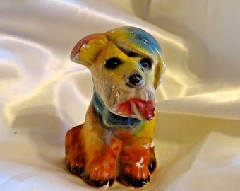 Vintage Carnival Chalkware Prize****1920's-1930's*******