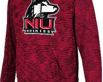 ProSphere Boys' Northern Illinois University Velocity Pullover Hoodie (NIU)
