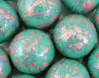 Jasmine Bath Fizzies / Handmade Bath Bombs