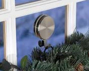 Magnetic Wreath Hanger-Wreath Hook-Wreath Hanger Window-Wreath Hanger for Window-Wreath Hanger-Hanger for Wreath-Magnetic-Organizing Hooks