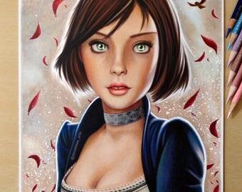 Elizabeth - Bioshock Infinite (Original)