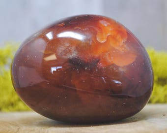 Red Carnelian Crystal Specimen  - 1244.29