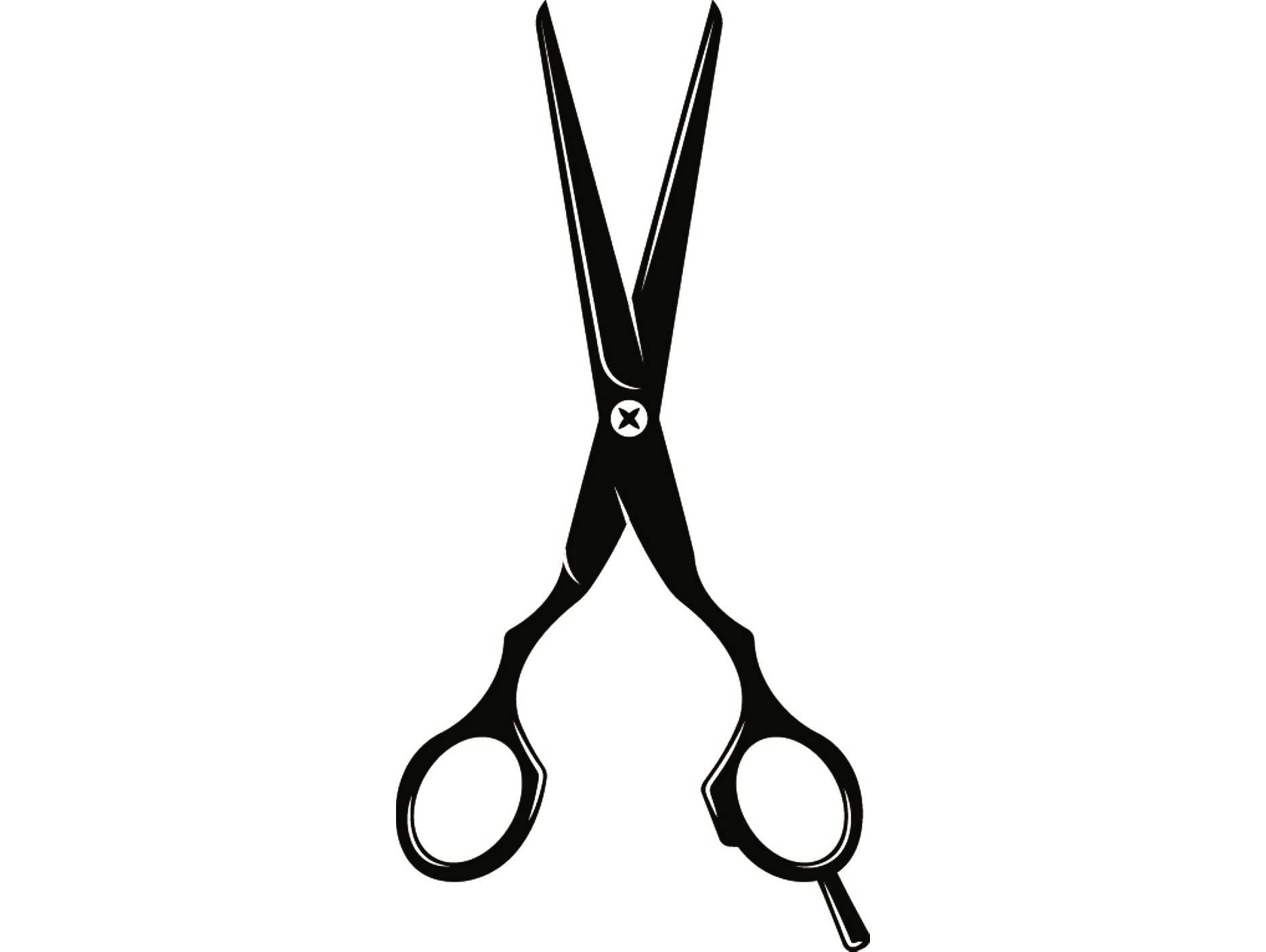 Hair Scissors #1 Barber Sheer Hairstylist Salon Shop ...