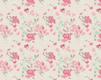 1 yard Vinatge Florets from Capsule Le Vintage Chic 100% quilt cotton from Art Gallery Fabric