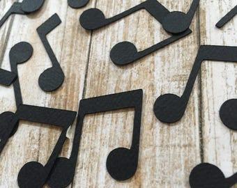Music Note Confetti - 90 CT.