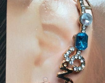 Left Ear No 5 Cuff earring