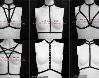 BODY HARNESS TOPS
