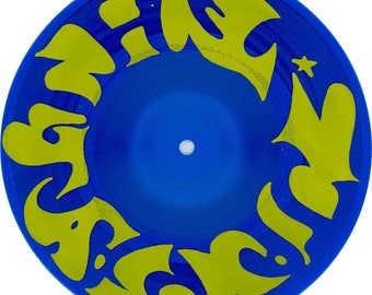 Japanther // Ninjasonik split seven inch record