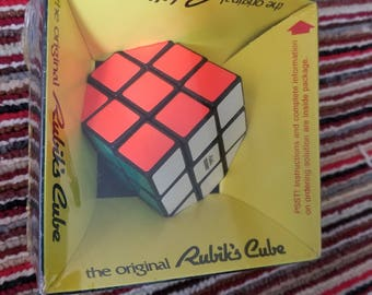 The Original Rubiks Cube