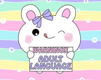 Adult Language --- F it list -- #449