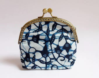 Small purse retro wax