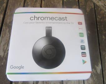 Brand New Google Chromecast Never Opened