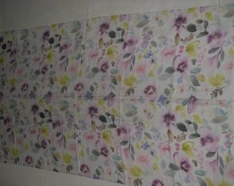 Digital Printed Melange Modal Cashmere Blended Scarf