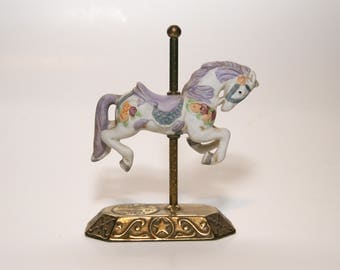 Vintage Willits Design Group II-Limited Edition Carousel Horse