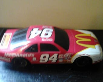 Vintage Bill Elliott #94 McDonalds 1996 Ford Thunderbird