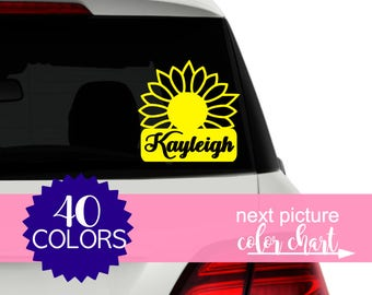 Cute Car Decals Etsy - Decals for cars