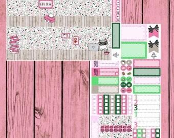 GirlBoss Mauly  - 2 page mini kit
