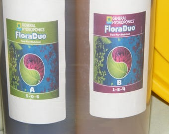 General Hydroponics FloraDuo A&B
