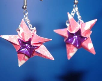 """Stars"" (ET_003) earrings"