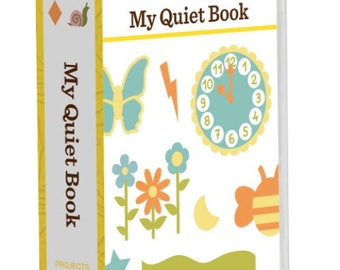 My Quiet Book Cricut Cartridge