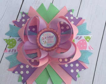 Happy Easter Hair Bow !