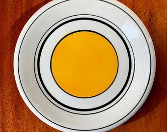 Italian design and vintage plates, timeless!