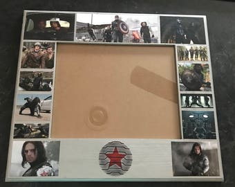 Winter Soldier Frame