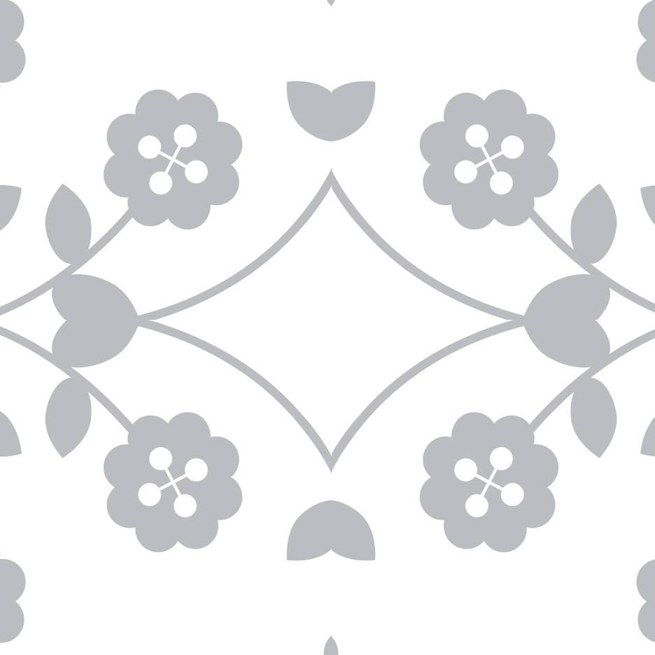 Seamless floral leaves damask peel and stick wallpaper 191 Floral peel and stick wallpaper