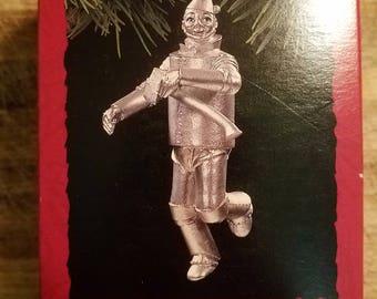 Hallmark Keepsake Ornament The Wizard of Oz Collection, The Tin Man, Keepsake Ornament, The Wizard of Oz Collection, Christmas Ornaments