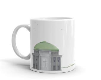 Icon-O-Tecture Toronto Mug | Convocation Hall, University of Toronto