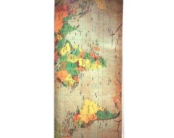 Travel organizer - world map