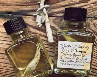 Sage Woman Perfume