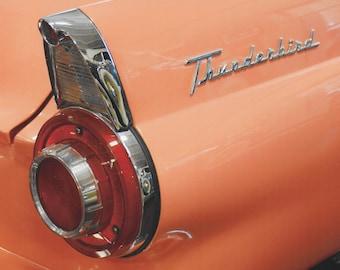 1956 Ford Thunderbird Photo (Right Rear Tail Light)