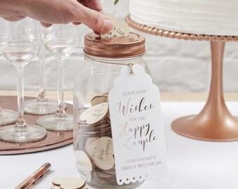 Wishing Jar Guest Book