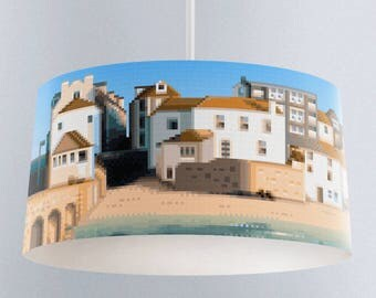 Lampshade - St Ives Harbour
