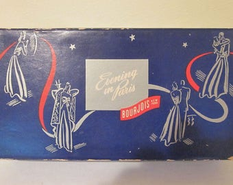 Vintage Bourjois Evening in Paris New York Bar Soap in Original Box
