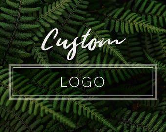 Custom One of a Kind Logo Design, OOAK Logo, Branding Design, Business Design, Graphic Design, Blog Logo