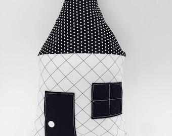 House pillow for decoration-pillow-decorative pillow-cushion House-cushion children's room-pillow for kids-decorative pillow