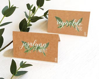wedding tags/ name tags/ place card tags/ wedding favors/ rustic place cards/ rustic wedding decor/ table decor/ table numbers/ name tags