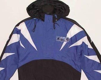 Vintage 90s Orlando Magic Apex Jacket