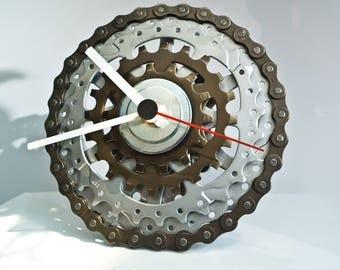 Upcycling Clock Amsterdam