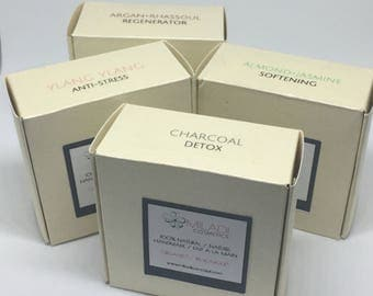 SOAPS gift box ORGANIC