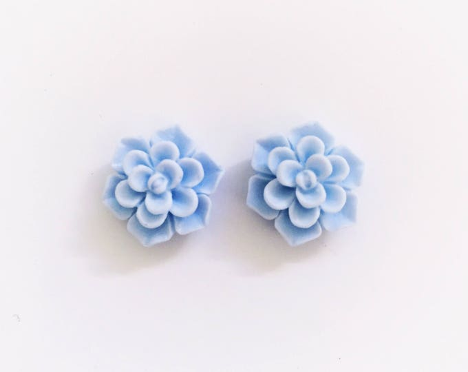 The 'Rory' Flower Earring Studs